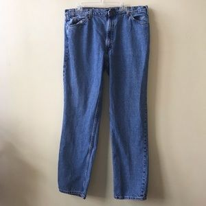 Vtg made in USA Levi's 518 39 x 32